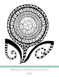 Doodle Emporium A Stress Relieving Adult Coloring Book By Blue Star Amazon Dp 1941325491 Refcm Sw R Pi WtNowb18S1DVE