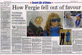 Secret Life Of Diana Part II Our Princess News Article Continues 15 January 2017