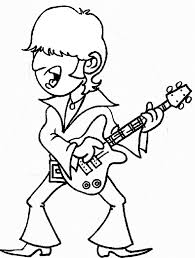 29 Rock Star Pictures To Print And Color Coloring 17 18 19 20