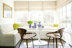 Banquette Dining Seating Vinyl Tufted View Full Size Room Ideas
