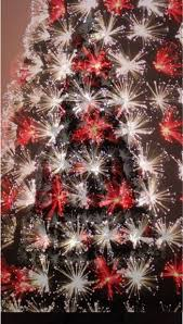 Small Fibre Optic Christmas Trees Uk fibre optic christmas tree uk only christmas lights decoration