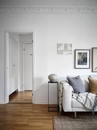 100 Gothenburg Apartment Striking Monochrome Kitchen In A Warm Curate