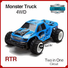 Jual Rc Offroad 4x4 Adventure Monster Truck Mobil Remote Control ...