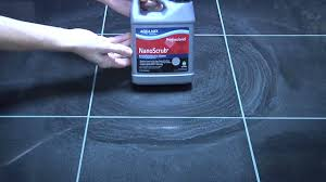 Ceramic Tile Haze Remover by Nanoscrub Sealer Residue Removal Youtube