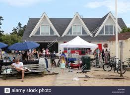 100 Fire Island Fair Harbor Annual Pine Walk NY USA