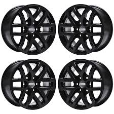 100 Ford Truck Rims 17 FORD F 150 RAPTOR TRUCK BLACK WHEELS RIMS FACTORY OEM 2017 2018