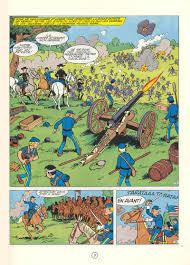 Rumberley Tome 15 De La Série De Bande Dessinée Les Tuniques Bleues