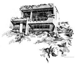 House Number 3 Carmel Meadows California 1964 Marcel Sedletzky