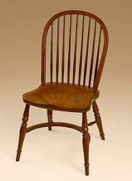 Image Is Loading English Style Windsor Chair Cherry Wood Dining Room