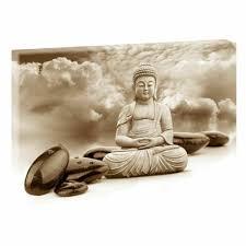 bild bilder wandbilder buddha leinwand wohnzimmer deko
