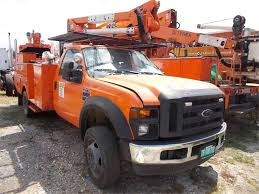 100 Ford Work Trucks F550 Municipal And Trailers Ameco