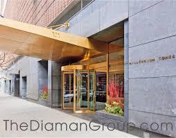 100 Millenium Tower Nyc Millennium Condominium At 101 West 67th Street Condo For Sale