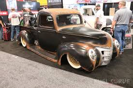 SEMA 2017 Gallery Day 1 - Trucks (7 Of 69)   Fuel Curve Check Out This Sweet 1941 Intertional Hot Rod Pickup 2017 Detroit Autorama All Trucks The Time Network Street Rods And Trucks To Take Over Springfield Missouri Photos Customer 27 Great Classic From Rodders Top 100 Contest Sema Old School Kruzin Usa 7 Of The Most Badass Pickups In Automotive History Red 1948 Chevy Truck Styles Diesel Of Ranch Photo Image Gallery Awesome Ford 1940s 7th And Pattison Analog Life 36 Ford Hauler Heaven