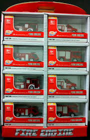 Mini RC Fire Engine In Full Display Box - Assorted Models [S016 ...