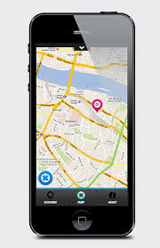 GPS Plotter iPhone App Enables Quick Plotting GPS World