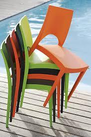 chaise jardin plastique quel mobilier de jardin galerie photos d article 12 32