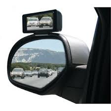 Camco RV Side View Blind Spot Mirror 23 0332 25633 92 5633