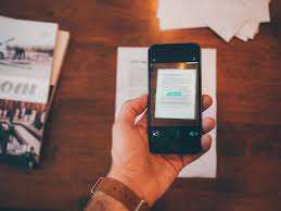 Best iphone scanner app free Best document scanner applications