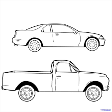 100 Mack Pickup Truck Srhgetscom Mitsubishi Pickup Truck Outline Drawing L Double Cab