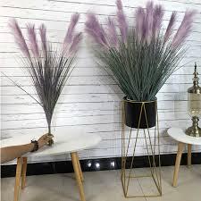künstliche löwenzahn leaf verschlüsselung blätter künstliche reed grüne pflanze große wohnzimmer indoor topf dekoration blume