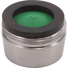 Bathroom Delta Faucet Aerator Replacement by Delta Foundations 1 5 Gpm Aerator In Brushed Nickel Rp61340bn