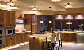 kitchen lighting ceiling lights for drum rubbed bronze mid