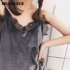 online get cheap black cotton camisole aliexpress com alibaba group