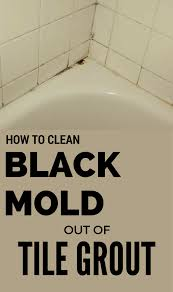 how to clean black mold out of tile grout 101cleaningtips net