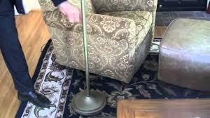 Verilux Floor Lamp Amazon by Heritage Banker U0027s Natural Spectrum Task Floor Lamp Youtube