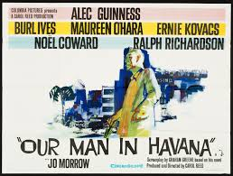 Kitchen Sink Film 1959 by Our Man In Havana 1959 Reed U0027s Classic Based On Graham Greene U0027s