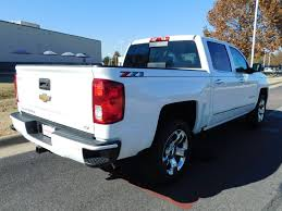 2018 New Chevrolet Silverado 1500 TRUCK 1500 CREW CAB 4WD 143 At  Fayetteville Autopark, IID 18317789
