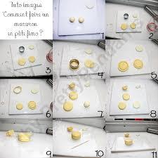 tutoriel images un macaron en pâte fimo prettypendants