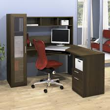 Cheap L Shaped Desk With Hutch by Tips U0026 Ideas Stay Productive And Organized With Costco Desks For