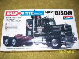 1/32 Monogram Snap Tite Chevy Bison 1978 Kit 1201 | EBay Crossrc Bc8 Mammoth 112 Scale 8x8 Off Road Military Truck Kit Building Experience T19 Products Ingmar Spijkhoven Vintage 1970s Amt Chevy Bison 125 Semi Tractor Cab Model Kits For Sale Best Resource Amazoncom White Western Star Toys Freightliner 2in1 Scdd Cabover 75th Rare Amt Peterbilt Wrecker T533 Convoy Mack Plastic Ats Mods Australian Army Diamond Reo Semitrailer Meng Us M911 Chet 8x6 M747 Heavy Equipment Semitrailer 135 Tamiya America Inc 114 King Hauler Horizon Hobby
