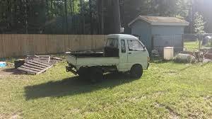 Daihatsu Hijet Jumbo Cab 4x4 Left Hand Drive Only 9,500 Miles ...
