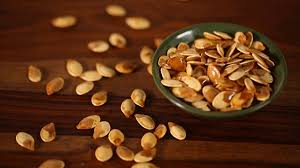 Dry Roasted Shelled Pumpkin Seeds by How To Cook Pumpkin Seeds