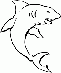 Shark Color Page Free Coloring Pages Free Printable Coloring