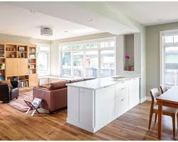 Kitchen And Dining Room Dividers Counter Between Living