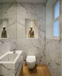 marmor badezimmer wände boden mit holz verkleidet