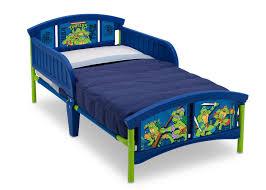 Ninja Turtle Twin Bedding Set by Teenage Mutant Ninja Turtles Plastic Toddler Bed Delta