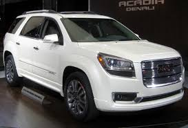 File:2013 GMC Acadia Denali -- 2012 NYIAS.JPG - Wikimedia Commons Gmc Acadia Jryseinerbuickgmcsouthjordan Pinterest Preowned 2012 Arcadia Suvsedan Near Milwaukee 80374 Badger 7 Things You Need To Know About The 2017 Lease Deals Prices Cicero Ny Used Limited Fwd 4dr At Alm Gwinnett Serving 2018 Chevrolet Traverse 3 Gmc Redesign Wadena New Vehicles For Sale Filegmc Denali 05062011jpg Wikimedia Commons Indepth Model Review Car And Driver Pros Cons Truedelta 2013 Information Photos Zombiedrive Gmcs At4 Treatment Will Extend The Canyon Yukon