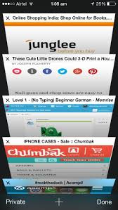 The Best Browser Apps for iPhone