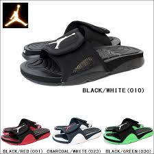 NIKE JORDAN Nike Jordan Sandals Hydro Four Sports Beach Hospital In The Office HYDRO 4 3 Colors 705163