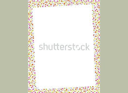 Paper Borders Design Geometric Page Border Designs For School Projects