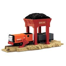 Thomas The Train Tidmouth Shed Trackmaster by Rattle And Shake Coal Hopper Thomas And Friends Trackmaster Wiki