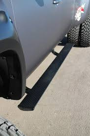 Amp Research Bed Step 2 by Transformed Dually Conversion Duramax