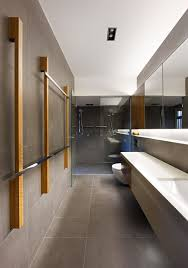 Narrow Bathroom Ideas Pictures by Narrow Bathroom Design Home Interior Design