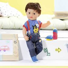 Buy Baby Born Doll Brother Online At Toy Universe