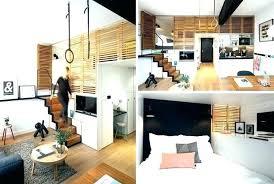chambre mezzanine adulte lit sureleve adulte lit mezzanine adulte avec banquette et escalier