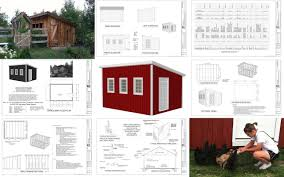 Loafing Shed Kits Utah by Playhouse Sds Plans